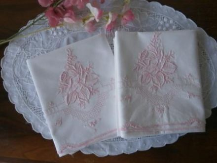 Pillow case pair 1
